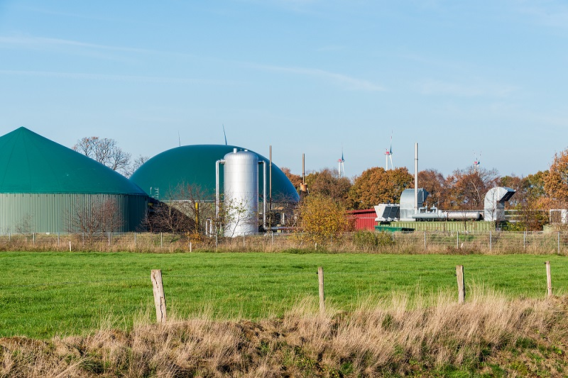 Bio-LNG – Biogas plants provide climate-friendly fuel of the future in Lower Saxony