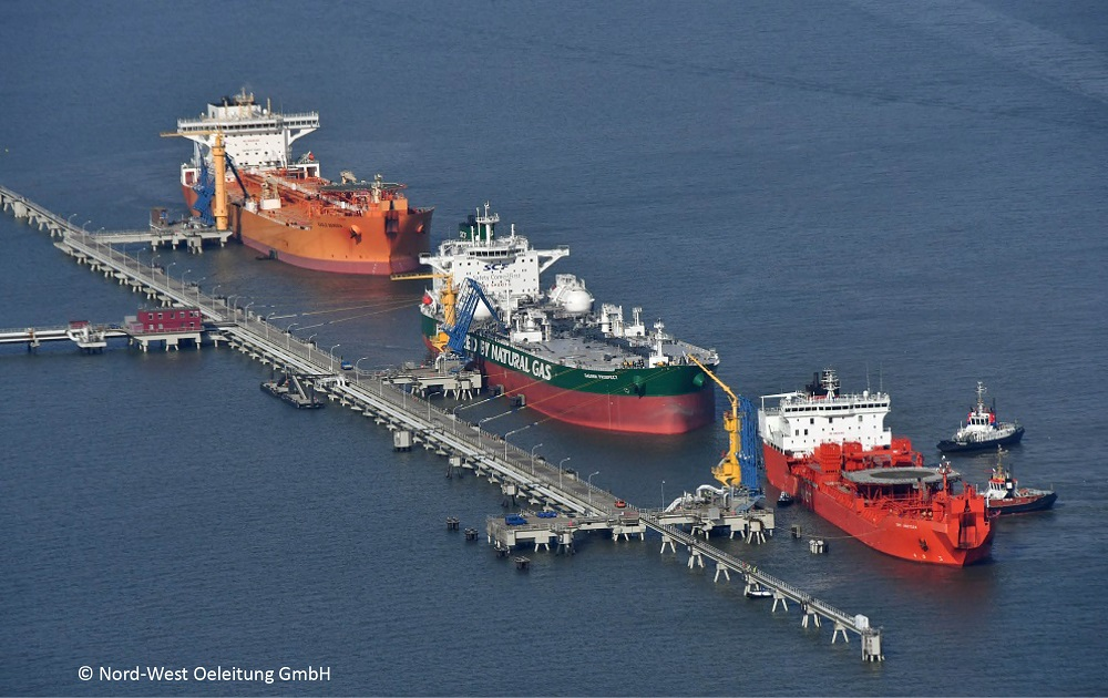 LNG for seagoing vessels: Third funding call launched